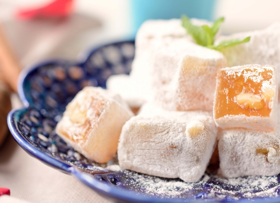 Mel's Turkish Delight